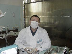 Ежелев Сергей Викторович, вра-стоматолог-ортопед